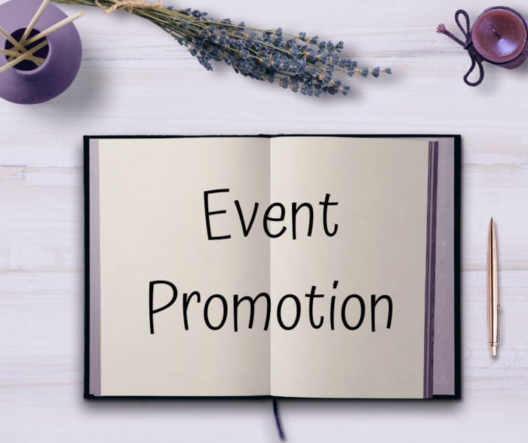 5 Easy and Free Methods to Promote Particular Occasions